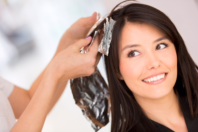 Full Hair Color Salon Avon Indiana